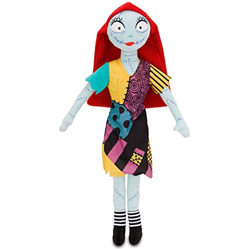 Sally From Nightmare Before Christmas (Disney Sally Plush - Tim Burton's The Nightmare Before Christmas - Medium - 21)