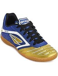 Chuteira Futsal Dray Topfly Iv Juvenil Dr18-363co