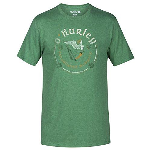 Hurley MTS0023770 Razor Tri Blend Shirt product image