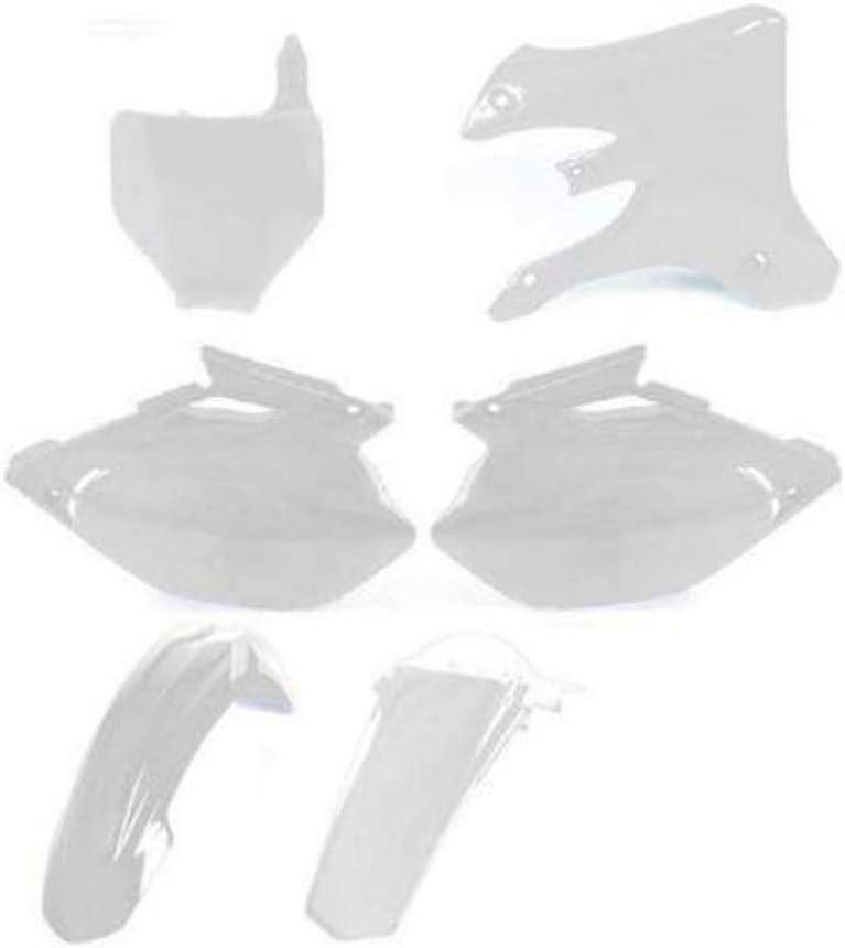 White HOKIT116-041 UFO Plastics Complete Body Kit Color White