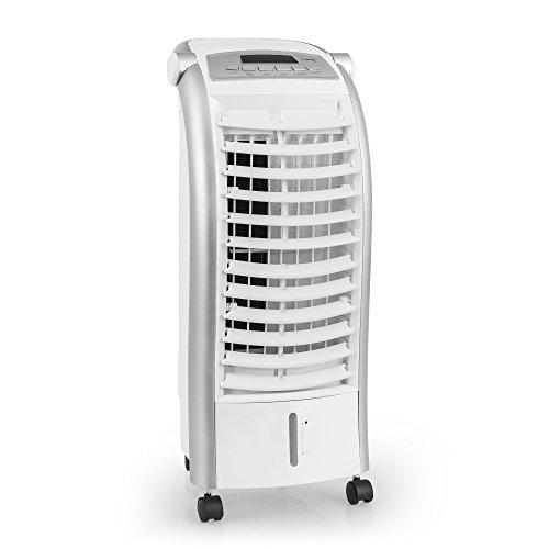 TROTEC Aircooler PAE 25 4 in 1 - Gerät: Luftkühler, Ventilator, Luftbefeuchter, und Lufterfrischer