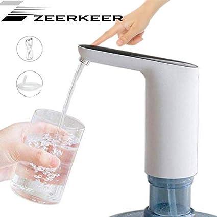 ZEERKEER Dispensador de Agua , Dispensador eléctrico de agua ...