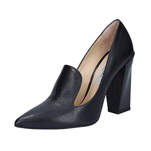 Decolté Nero Marra Donna Pelle Gianni 5gqxwpXnUa