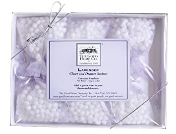 Closet And Drawer Sachets, Lavender