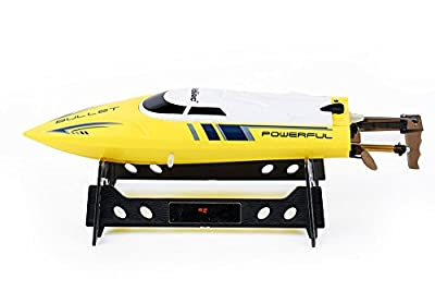 UDI U003 2.4GHz High Speed RC boat - Yellow by UDI RC