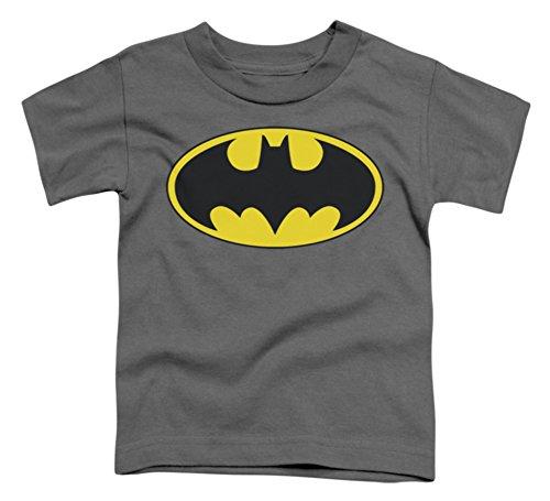 Toddler: Batman - Classic Bat Logo Baby T-Shirt Size 4T