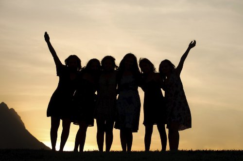 Girl Power: Chronicles of the True Power of Female Friendships by [Madaleno, Teresa]