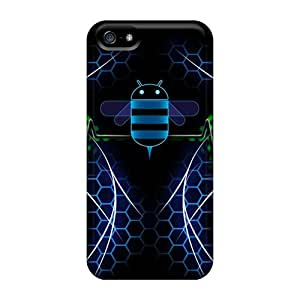 Fashion MrRRVki6012gokCa Case Cover For Iphone 5/5s(android Honeycomb)