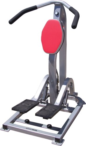 Quantum Fitness Quick Circuit Hydraulic Stepper