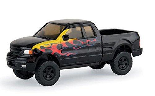 - Ertl TOMY Diecast Black 1:32 Pickup Truck