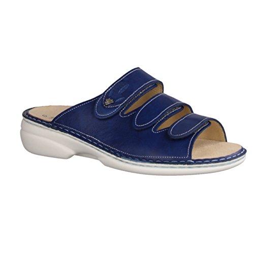 Finn Comfort 02554-243389 - Zuecos para mujer Multicolor - Bluette