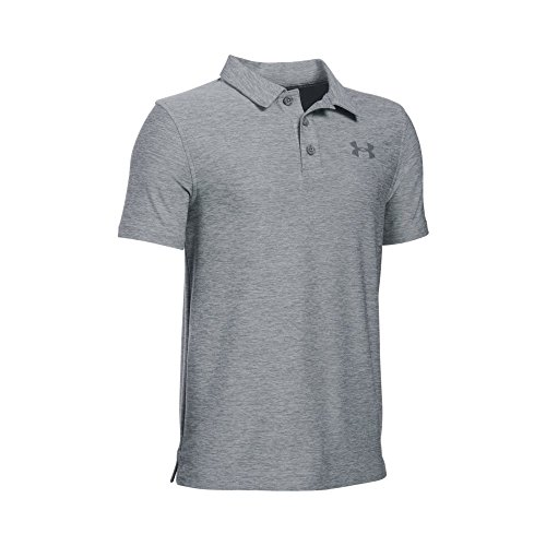 - Under Armour Boys' Playoff, True Gray Heather /Graphite, Youth Large