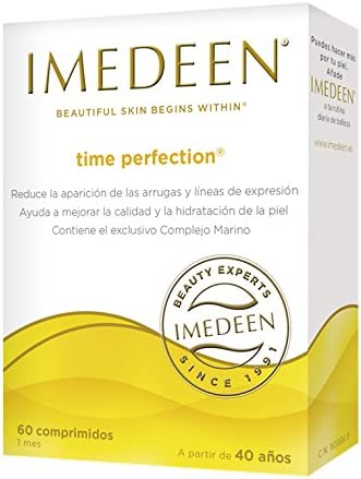 Imedeen Time Perfection, Complemento Alimenticio Antiedad - 60 comprimidos