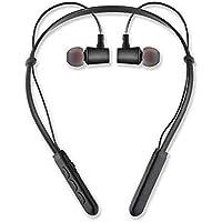 CROGIE B-11 Wireless Bluetooth Headset Sports Bluetooth Headphone Sweatproof & Mic with Magnet Earphone Bluetooth Headset & Mic Support for All Smartphone (Assorted Colour)