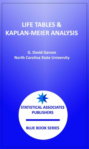 Amazon com: Life Tables and Kaplan-Meier Analysis