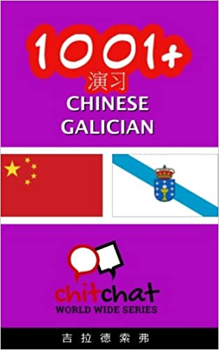 Book 1001+ Exercises Chinese - Galician