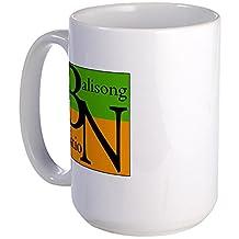 CafePress - Balisong Nation - Coffee Mug, Large 15 oz. White Coffee Cup