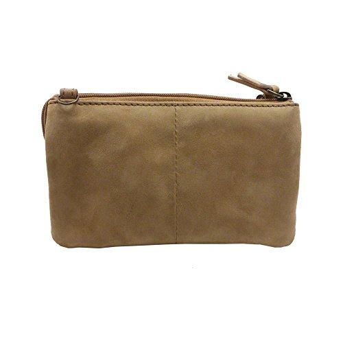 Burkely Victoria Mini Bag delta Hunter Cognac Schultertaschen Umhängetaschen Clutch 19 x 12 x 4 cm