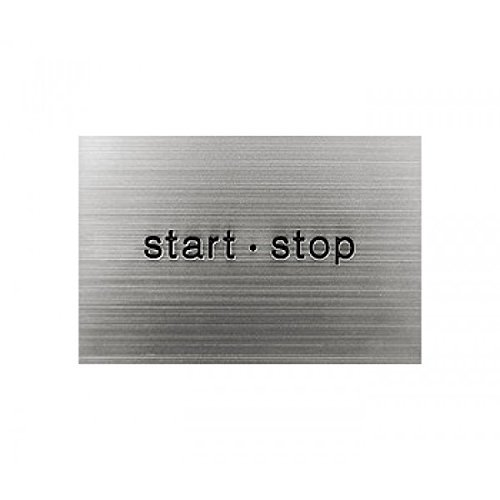 Technics Stop/ Start Button for SL-1200 Series 1200 Series Turntable