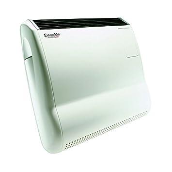 Fondital Gazella Classic - Radiador de gas, tiro forzado, 3000 diario + tubo