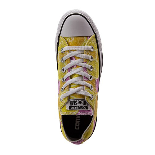 Seasonal Orange 2018 Yellow Sneaker Taylor All Converse Chuck Low Star Pink Top RUX11q