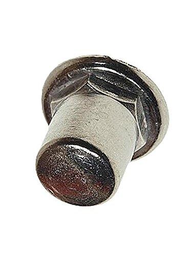 Tremblay cylind Crampon Football Aluminium 16mm m Crampons alu Argent qg7qZP