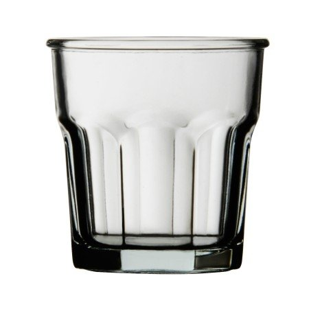 Anchor Hocking Bistro 12 Ounce Everyday Glass Tumbler, Se...
