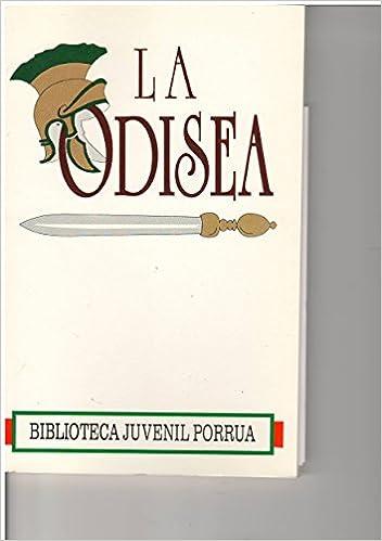 LA ODISEA: María de la Luz Morales, Homero: 9789684525672: Amazon.com: Books