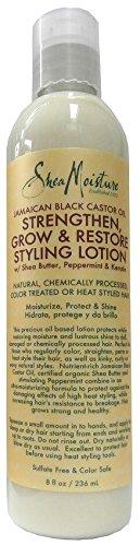 SheaMoisture Jamaican Black Castor Oil Strengthen, Grow & Re