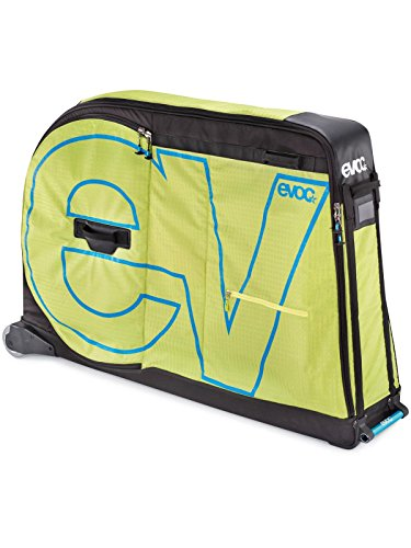 Evoc Lime Pro - 280 Litre Bike Travel Bag (Default , Green) by Evoc (Image #1)