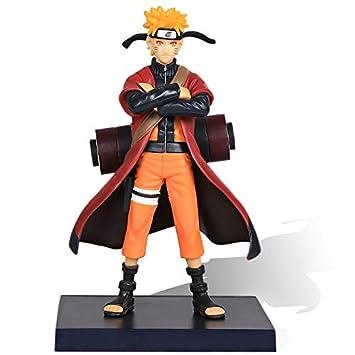 Amazon.com: Anime Naruto Figura Juguete Uzumaki Naruto 6.7 ...