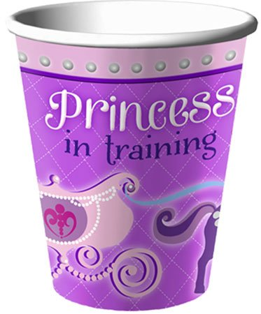 Sofia the First 9oz Paper Cups