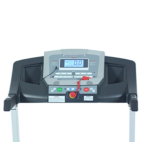 Sunny Health & Fitness SF-T7515 Smart Treadmill with Auto Incline, Bluetooth and BMI Calculator by Sunny Health & Fitness (Image #12)