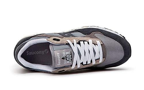 Sneaker Saucony Shadow Vintage Grigio Uomo 38 Grigio: Amazon