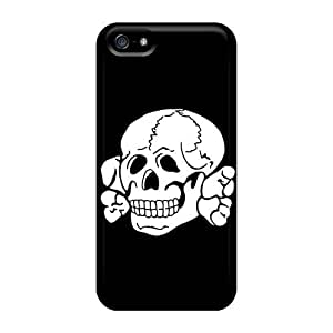 For The Case For Samsung Galaxy S3 i9300 Cover - Eco-friendly Retail Packaging(skull Logo)