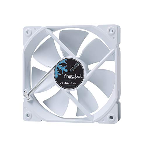 Ventilador Fractal Design Dynamic X2 GP-12 Whiteout (Single)
