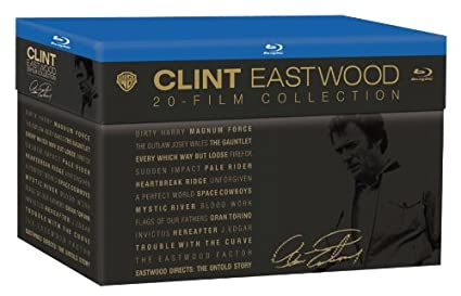 Clint Eastwood Collection [Blu-ray]: Amazon.es: Clint Eastwood ...