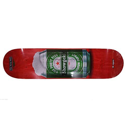 週間売れ筋 ショウゲキスケートボード (SHOWGEKI 7.5 skateboards) (RED) SHOWGEKI-BEER145 (RED) 7.5 skateboards) B07Q36HFS7, 家具インテリア ちくご家:0a2895b0 --- kickit.co.ke