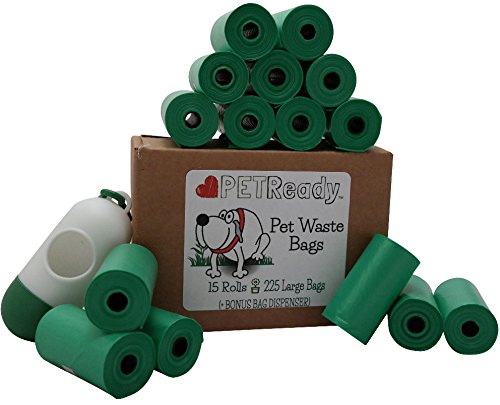 PETReady Dog Poop Bags Convenient product image