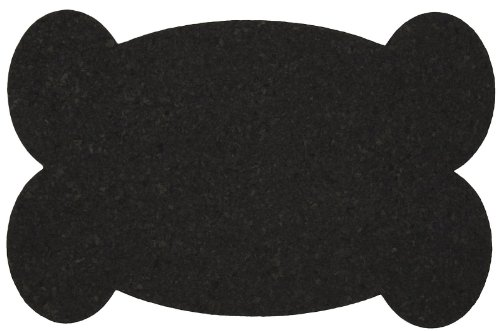 ORE Pet Recycled Rubber Pet Placemat Big Bone - (Recycled Rubber Pet Placemat)