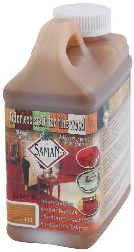 saman-tew-111-32-1-quart-interior-water-based-stain-for-fine-wood-golden-wheat