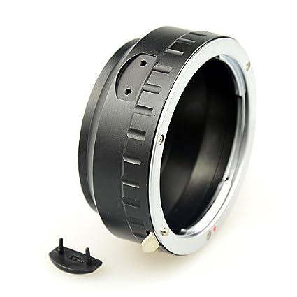 Amazon com : DSLRKIT Canon EOS EF EF-S Lens to Nikon V1 J1 1 Mount