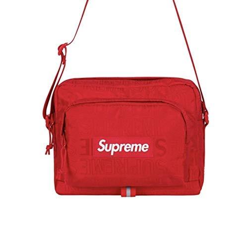 Oyoco Fanny Pack Travel Bum Bags Running Pocket for Men Women (19ss-sb-red)