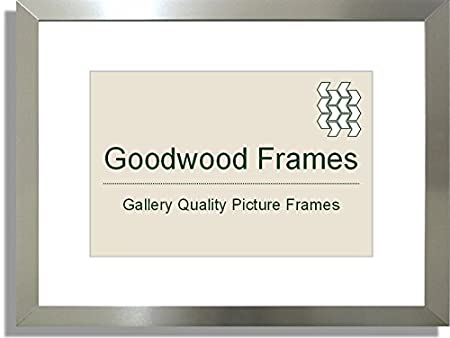 20x24 inch Silver Picture Frame - Clear Styrene: Amazon.co.uk ...