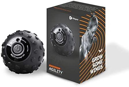 LifePro 4-Speed Vibrating Massage Ball