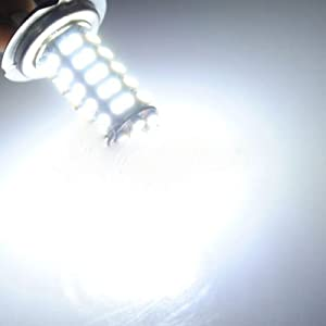 Sedeta Car Light LED lights H7 68SMD light bulb Super white Long life Low power consumption Xenon white 7000k color temperature