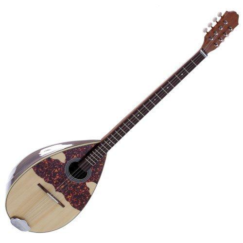 Gewa Griechische Bouzouki mit Walnussmuschel