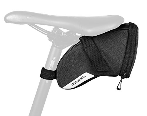 Roswheel Essentials Series 131470 Bike Saddle Bag