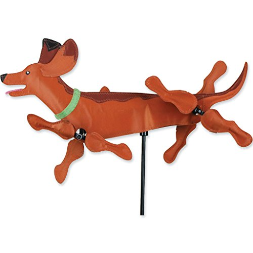Whirligig Spinner - 20 In. Dachshund Spinner