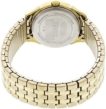 Timex Briarwood TW2R48500 Gold Stainless-Steel Japanese Quartz Dress Watch